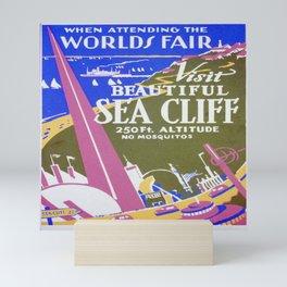 World's Fair Mini Art Print