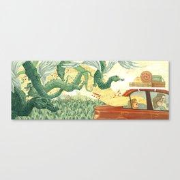 Singing Ventura Highway Canvas Print
