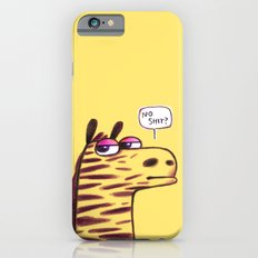 Purple Zebra :) iPhone 6 Slim Case