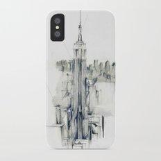 Metro iPhone X Slim Case