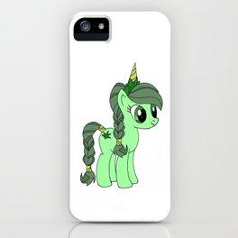 Mary Blaze iPhone Case