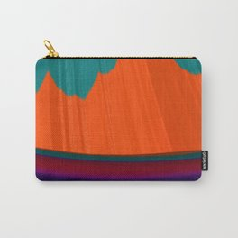 Paint Me a Mountain Carry-All Pouch