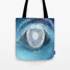 Maze to the Soul Tote Bag