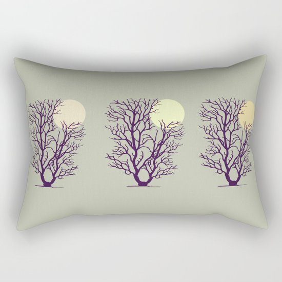 In My Tree Rectangular Pillow