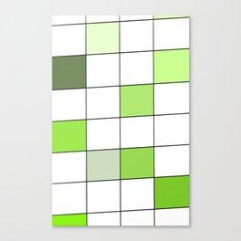 A Green Building Canvas Print