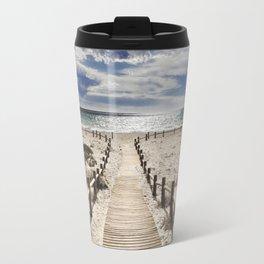 """""""Cabo de Gata"""". Retro serie Travel Mug"""