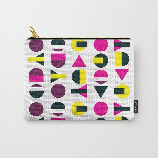 rasberry and lemon with litlle darkness Carry-All Pouch