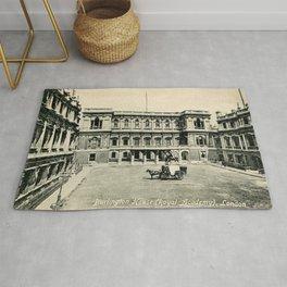 ca 1900 London Burlington House Royal Academy Rug