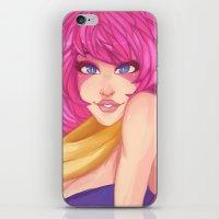jem iPhone & iPod Skins featuring Jem by Merunyaa (Meru)