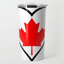 Love Canada Travel Mug