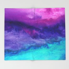 The Sound Throw Blanket