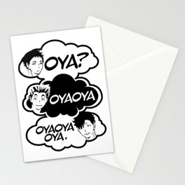Oya Oya Stationery Cards