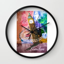 London centre Wall Clock
