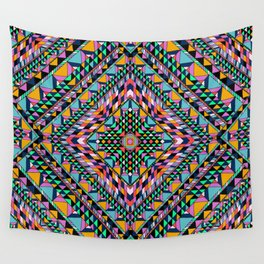 Triangle Takeover Wall Tapestry
