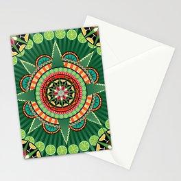 Mayahuel Mandala Stationery Cards