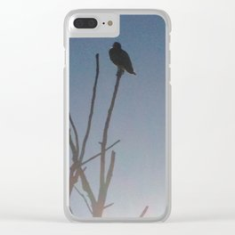 Skybranchcrow Clear iPhone Case