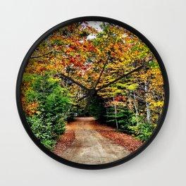 Entrance to Heaven Wall Clock