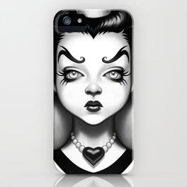 Snow White's Disenchantment iPhone Case