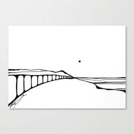 Landscape 110313 Canvas Print