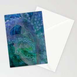 Pastel Octopus Stationery Cards