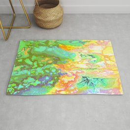 Abstraction Rug