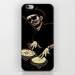 Bongo Beatin' Beatnik iPhone Skin