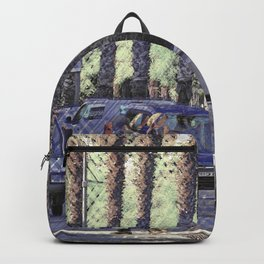 Dubiously orchestrated regarding inherent actions. Backpack