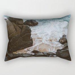 Pedregal, Mexico VI Rectangular Pillow
