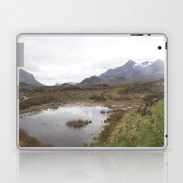 Mountains Lewis and Harris 1 Laptop & iPad Skin