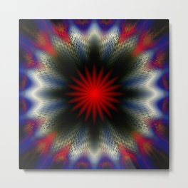 Star Stuff Abstract Metal Print