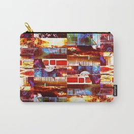 Paradise Sunrise Carry-All Pouch