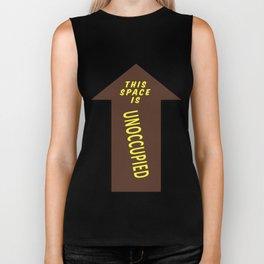 Howlin' Mad Murdock's 'Unoccupied Space' shirt Biker Tank