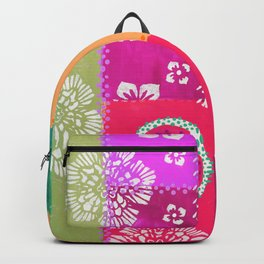 Paper Patches Backpack