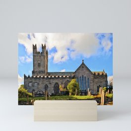 St. Mary's Cathedral Limerick 2 Mini Art Print