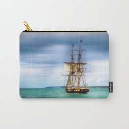 The Journey Begins - Flagship Niagara, Erie, PA Carry-All Pouch