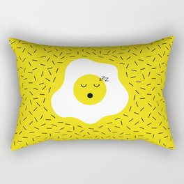 Eggs emoji Rectangular Pillow