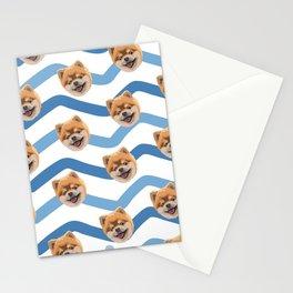 Lovely Pomeranian Stationery Cards