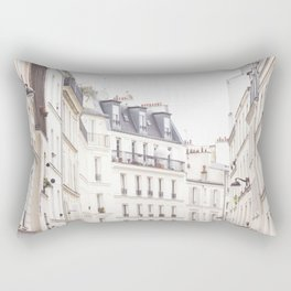 Slightly Paris Rectangular Pillow