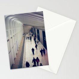 World Trade Center, Freedom Tower Transit Center Stationery Cards