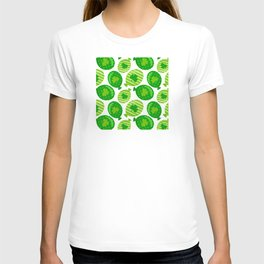 St Patrick's Day Shamrock Balloon Design T-shirt