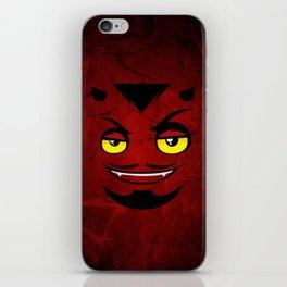chibie Devil iPhone Skin