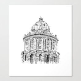 Radcliffe Canvas Print