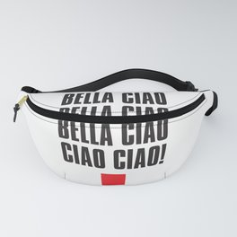 Bella Ciao! Fanny Pack