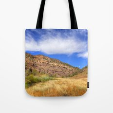 Gila River Valley Tote Bag
