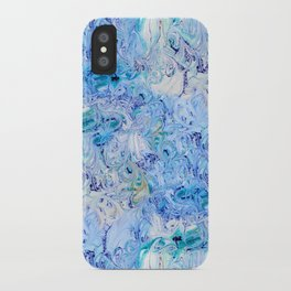 Marble Sky iPhone Case