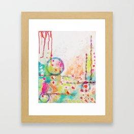 Bright Spring Framed Art Print