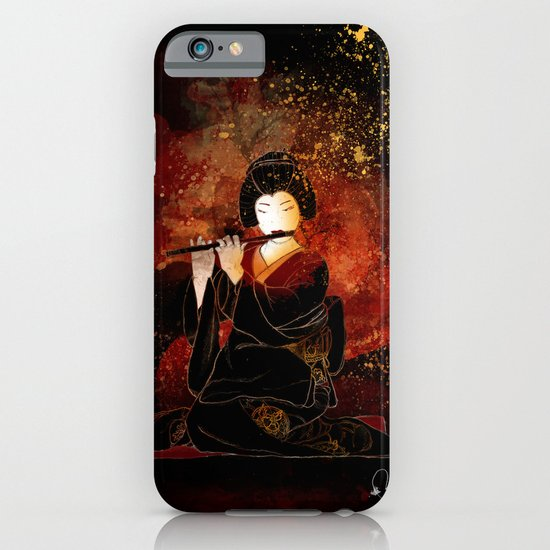 Oyasuminasai iPhone & iPod Case