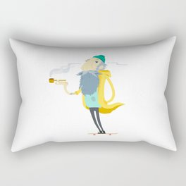 Street Sailor Rectangular Pillow