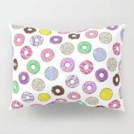Donuts Pillow Sham
