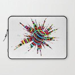 Explosions 3 Laptop Sleeve